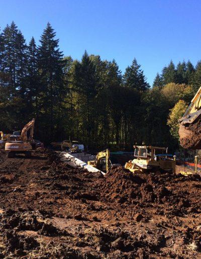 Site-Construction-Oldham-Meadows-Subdivision-Beaverton-Oregon