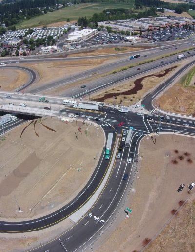 Interstate-5-freeway-interchange-woodburn-oregon